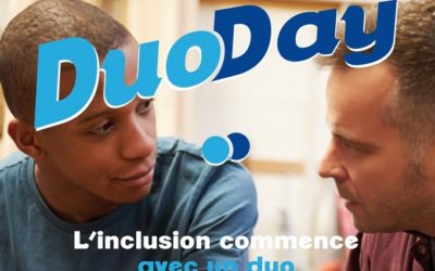 Cordia soutient l'action Duo Day